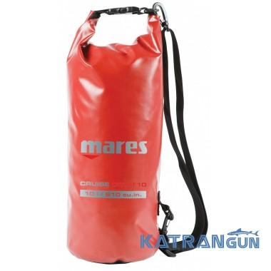 Сухой мешок Mares Cruise Dry T10 красный
