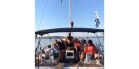 Підводне полювання в Греції на яхті жовтень 2019