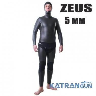 Гидрокостюм для подводной охоты Marlin Zeus 5 мм