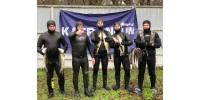 Вылазка выходного дня на подводную охоту клуба Katrangundnepr