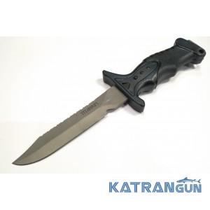 Підводний титановий ніж IST Titan Dive Tool