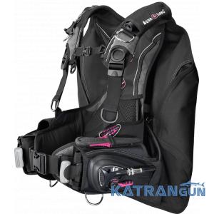 жіночий компенсатор плавучості для дайвінгу Aqualung Lotus I3 Pink