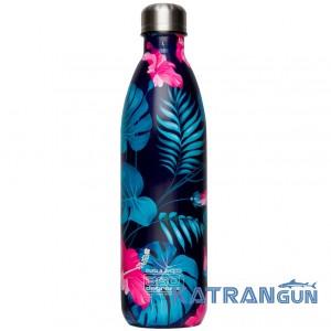 Пляшка універсальна Sea To Summit Soda Insulated Bottle 750 ml, Flower
