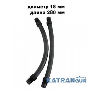 Парные арбалетные тяги Beuchat ø18 мм, длина 28 см