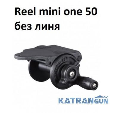 Катушка Sporasub Reel mini one 50; без линя