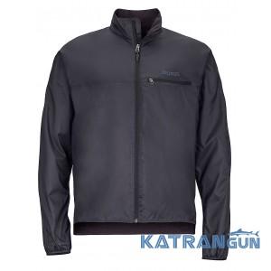 Куртка для защиты от ветра Marmot Men's Driclime Windshirt, Black