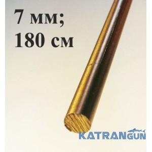 Прут калёный Salvimar 7 мм; длина 180 см