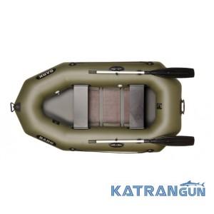 Двухместная гребная надувная лодка Bark B-230