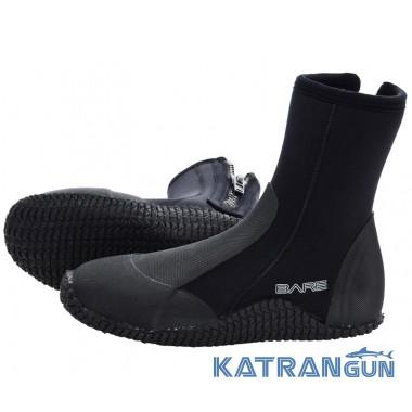 Теплые ботинки для дайвинга Bare ColdWater 7мм