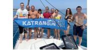 Нова морська пригода з підводним полюванням від Афін до Криту