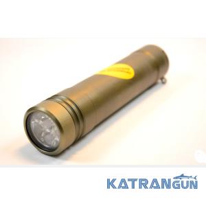 Фонарь подводный аккумуляторный Zelinka Z3000 Magnum