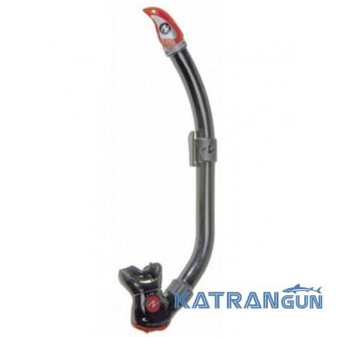 Трубка для плавання  AquaLung Buran  срібляста