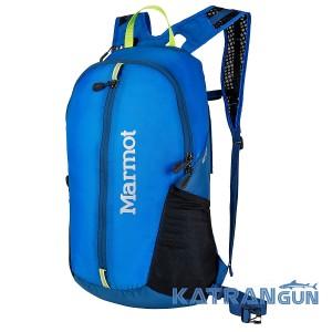 Прочный ультралегкий рюкзак Marmot Kompressor Meteor 14, Peak Blue/Dark Sapphire
