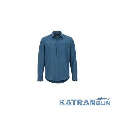 Рубашка мужская на каждый день Marmot Lisgar LS