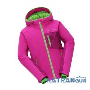 Детская куртка softshell Alpine Pro TAKHO