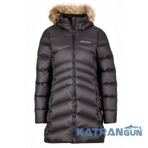 Женское пальто на зиму Marmot Wm's Montreal Сoat, black