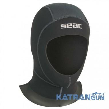 Шлем для дайвинга Seac Sub Double Flap 6 мм