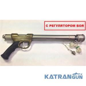 """Підводна рушниця """"Перун"""" майстра К.П. Хлєбнікова"""