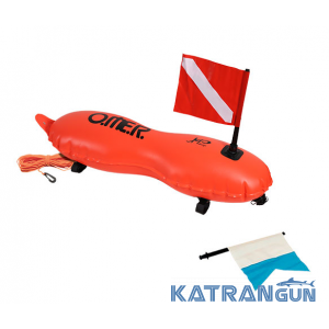 Буй из ПВХ Omer Torpedo Float MP