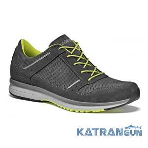 Чоловічі кросівки для міста і хайкінга Asolo Wink MM Graphite/Graphite
