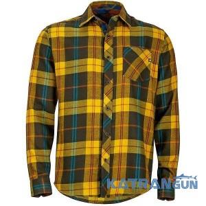 Рубашка мужская фланелевая Marmot Anderson Flannel LS