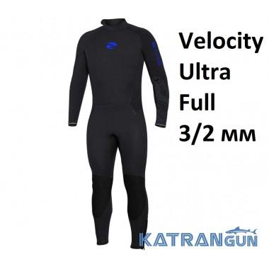 Гідрокостюм Bare Velocity Ultra Full 3/2 мм