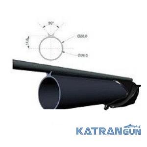 Алюминиевая труба для Salvimar Voodoo Rail 105