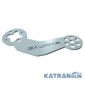 Держатель для камеры на подводный арбалет Salvimar Stainless Steel Bracket