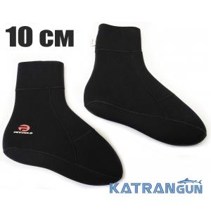 Шкарпетки для підводного полювання Pinnacle Spearfishing 10 мм; розмір 12