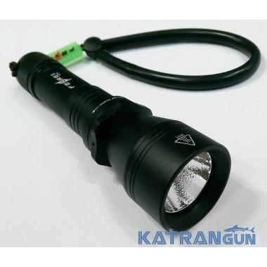 Подводный фонарь Ferei W151 (800 Lm) холодный свет