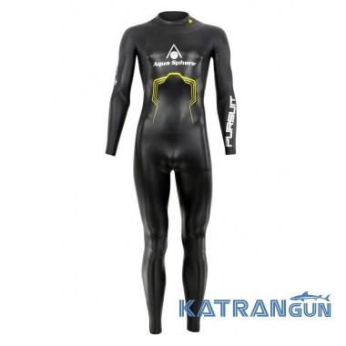 Гидрокостюм для триатлона мужской Aqua Sphere Pursuit