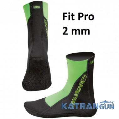 Носки неопреновые Salvimar Fit Pro 2 мм