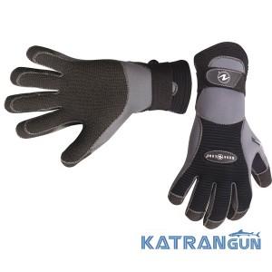 Перчатки для подводной охоты AquaLung Aleutian, 5 мм