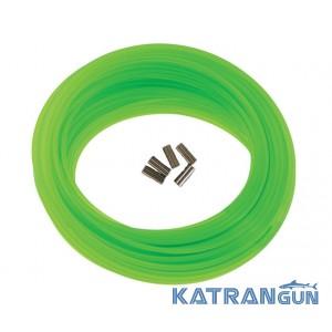 Мононить для арбалетов Salvimar Acid Green o1,6мм 15 м; ярко-зелёная