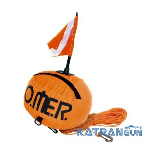 Круглый буй Omer Master Sphere