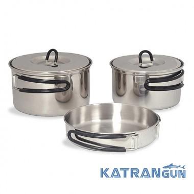 Походный набор посуды Tatonka Cookset Regular