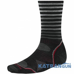Термошкарпетки Smartwool Men's PhD Outdoor Light Pattern Crew