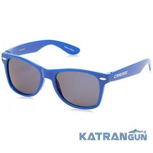 Солнцезащитные очки для детей Cressi Sub Yogi; сине-серые