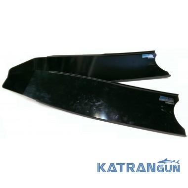 Стеклопластиковые лопасти Leaderfins Stereoblades Waves Black