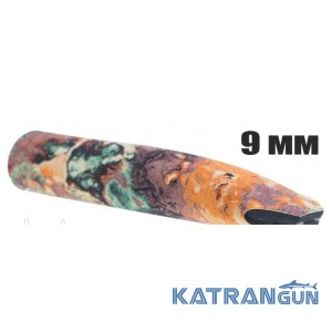 Гульфик для гідрокостюма Marlin Camo Brown 9 мм