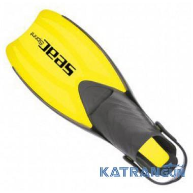 Ласти для підводного плавання Seac Sub Sprint, жовті