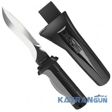 Нож подводного охотника Seac Sub Wanted 1600