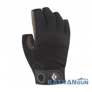 Перчатки для альпиниста Black Diamond Crag Half-Finger Gloves