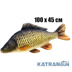 """Подушка-игрушка """"Карп"""" (100х45 см)"""