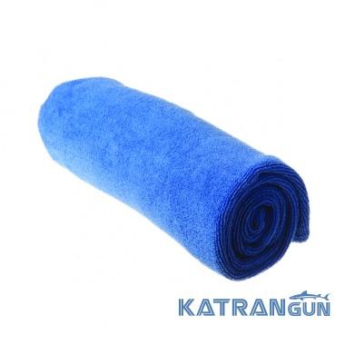 Полотенце в поход Sea to Summit Micro Towel S, Cobalt