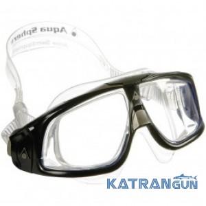 Фирменные очки для плавания Aqua Sphere Seal 2.0