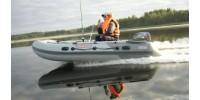 Как выбрать лодку ПВХ для подводной охоты