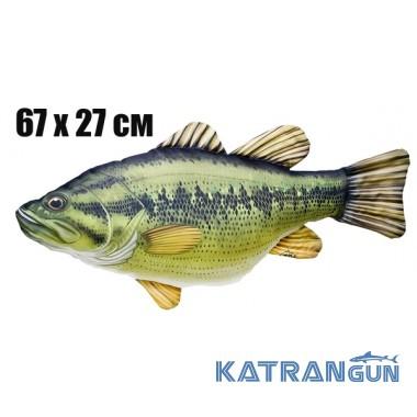 Подушка-іграшка Басс (67х27 см)