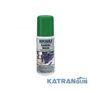 Средство для чистки сандалий Nikwax Sandal wash 125 ml