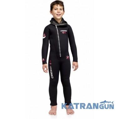 Детский гидрокостюм Cressi Diver Junior 5 мм